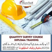 Quantity Survey Course Diploma Training in Sialkot