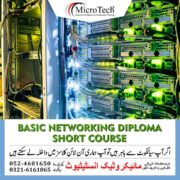 Basic Networking Diploma Short Course Sialkot