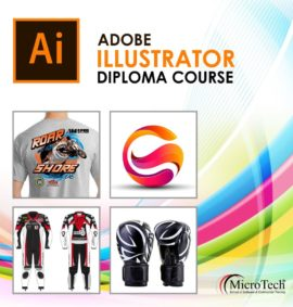 01 Adobe Illustrator Short Diploma Computer Course in Sialkot