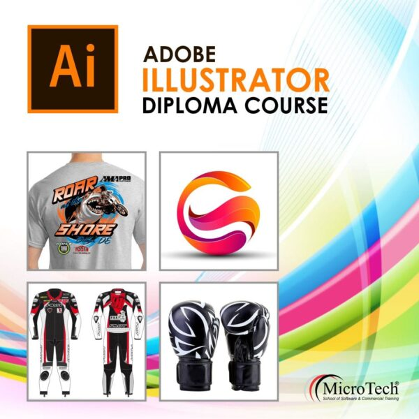 01 Adobe Illustrator Short Diploma Computer Course in Sialkot